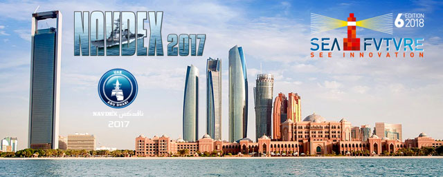 Abu Dhabi - Sea Future - NavDex 2017
