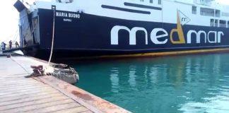 Traghetto Medmar