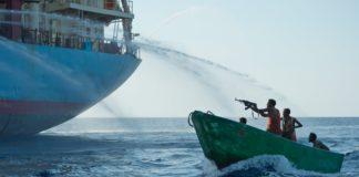 Ship Security Alert System