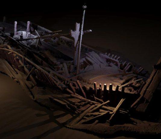 Ritrovamento Archeologico Mar Nero