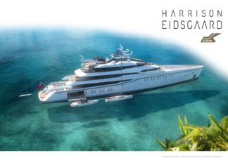 86 metri Explorer Yacht